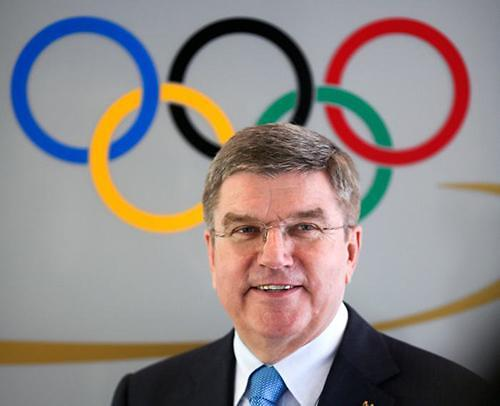 [OLY] IOC head supports momentum for dialogue: Yonhap