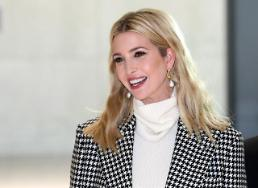 White House says Ivanka had no interaction with N. Koreans: Yonhap