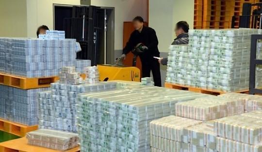 去年韩国债余额达953万亿韩元 创历史新高
