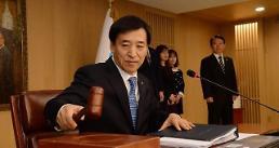.<快讯>韩国央行维持基准利率1.50%不变.