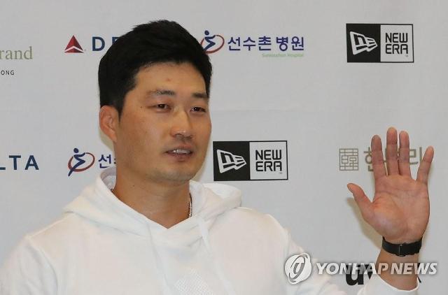 TToronto Blue Jays signs S. Korean pitcher Oh Seung-hwan: Yonhap