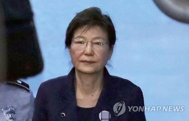 检方请求判处朴槿惠30年监禁:她是宪政史上的污点
