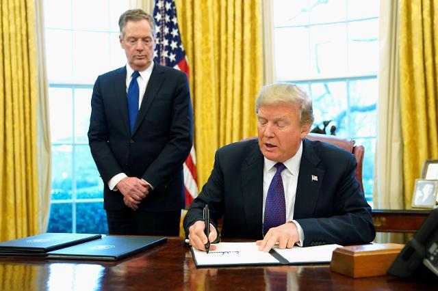 美国制药协会提议《2018特别301报告》加强对韩国贸易制裁