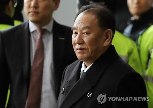 朝鲜高官团访韩时就韩美联演重申消极立场