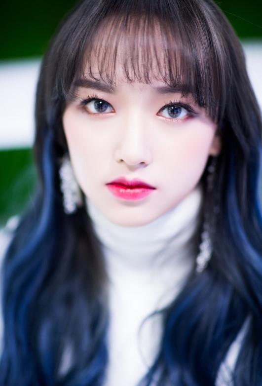 宇宙少女程潇的盛世美颜连韩网友也赞不绝口