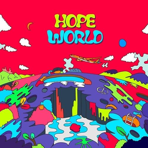 BTS成员J HOPE发表首张个人歌曲合集