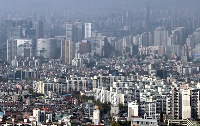 首尔市江南11区公寓中间价首破9亿韩元