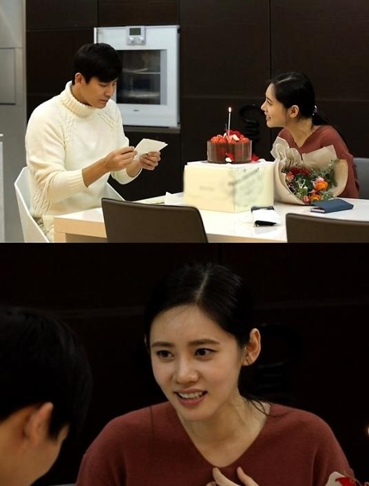 《同床异梦2》秋瓷炫过生日 于晓光写韩语亲笔信送惊喜