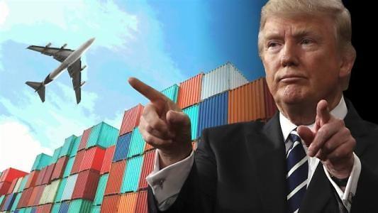 特朗普挑起贸易战 韩国或成最大输家