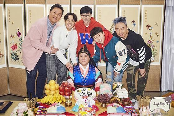 MBC《无限挑战》大换血 刘在石朴明秀等成员或退出