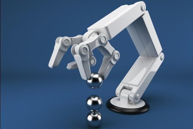 中国机器人产业发展迅猛 竞争力已赶超韩国
