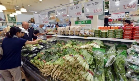 韩2月消费者物价指数同比上涨1.4%