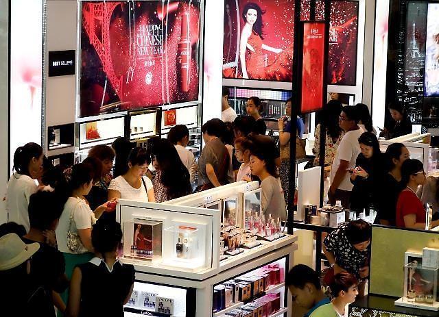 不差钱! 去年中国人在韩人均消费3000美元