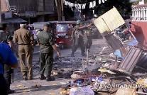 """[글로벌포토] 스리랑카 비상사태 선포...""""불교·이슬람교도 충돌"""""""