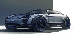 [2018 제네바모터쇼] 포르쉐, 전기차 콘셉트 모델 세계 최초 공개