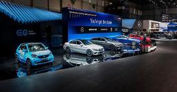 [2018 제네바모터쇼] 벤츠, AMG 독자개발 4도어 쿠페 등 신차 세계 최초 공개