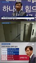 """JTBC뉴스룸""""안희정 전 지사,김지은 외 추가 피해자 폭로..싱크탱크여직원도 호텔서 3번성폭행"""""""