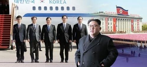民调:六成韩国人积极评价特使团访朝结果