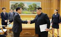 """김정은 위원장, 특사단에 몇 차례 """"어려움 잘 안다…이해한다"""" 언급"""