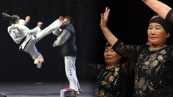 韩政府正讨论跆拳道示范团和艺术团赴朝表演