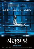 김강우·김상경 '사라진 밤', 개봉 2일째 박스오피스 1위
