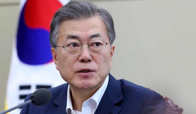 文在寅:需谨慎处理韩朝问题