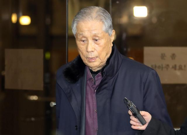 检方初步认定李明博持有DAS公司80%股份