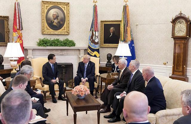 文在寅要求美国对韩国钢铁豁免高关税