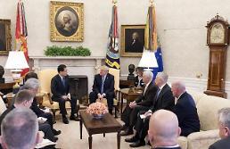 .文在寅要求美国对韩国钢铁豁免高关税.
