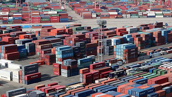 韩出口增势低于预期 扩大贸易战将成经济致命威胁