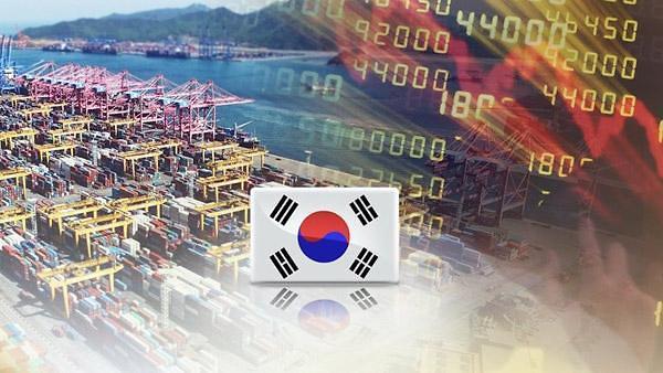 韩国2017年净出口拖经济增长后腿
