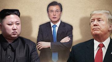 """朝美""""世纪对话""""在即 韩安保室长明日访华请求协助"""