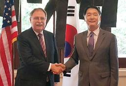 .韩美在第10次防卫费分担首轮谈判上交换立场.