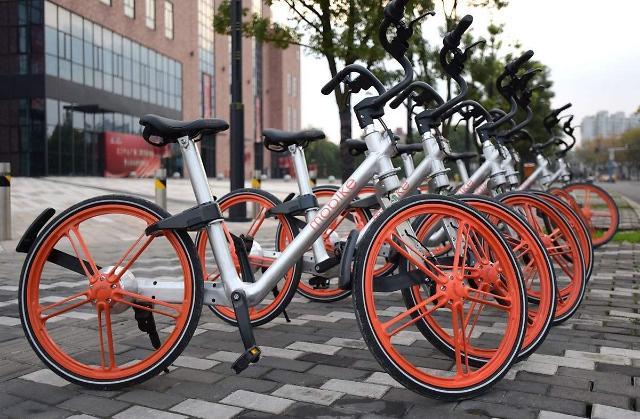 中国共享单车骑进韩国 国内双轮竞争愈演愈烈
