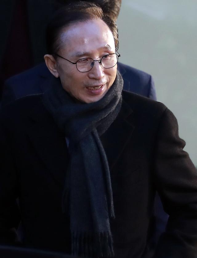李明博将接受检方传唤 受贿及DAS实际所有人等问题成调查重点