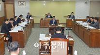 충남도의회 행자위, 충남 선거구획정안 부결