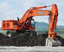 .斗山现代挖掘机在华市场份额持续上升.