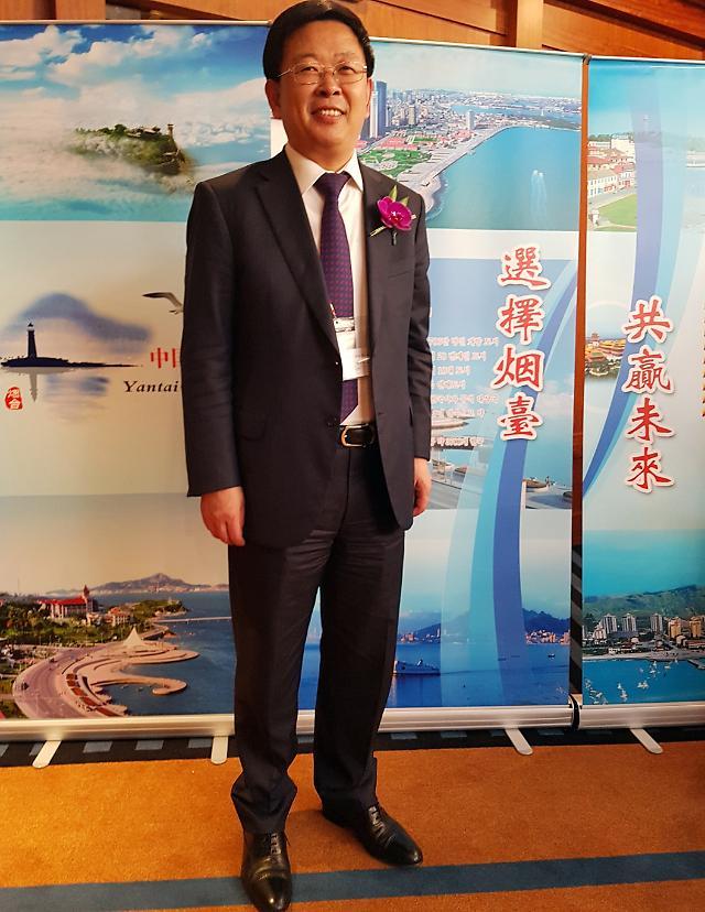 烟台市副市长张代令: 加快中韩产业园建设