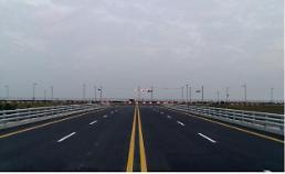 .韩朝关系好转 韩促进汶山至开城高速公路修建工程.
