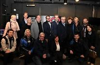 스웨덴 e스포츠 연맹 할베리 회장 등 국회의원 '넥슨 아레나' 방문