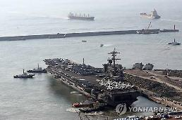 ".    Schedule for joint exercises to be announed next week: Yonhap       South Korea and the United States will announce early next week a plan to conduct their delayed annual joint military exercises, government officials said Friday,       The two countries delayed the Key Resolve and Foal Eagle drills until after the Pyeongchang Paralympics. ""We will officially unveil the schedules of the Key Resolve and Foal Eagle drills next week,"" an official said.     Military officials said the Foal Eagle field exercise will begin early next month for a roughly one-month run. The exercises have been conducted over two months in the past. The Key Resolve drill, involving computer simulation, will last for two weeks from mid-April as before.     U.S. strategic assets, such as B-1B bomber or nuclear-powered aircraft carrier, will not be mobilized this year, according to the officials. (Yonhap)."