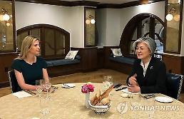 .韩外长访问美国国会讨论韩朝美朝对话.