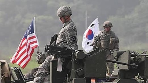 韩美下周公布联演日程 将于下月初启动