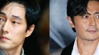 [AJU★이슈] 대한민국 대표 40代 톱 男배우 소지섭-장동건, 스크린+브라운관 동시 출격
