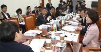 환노위, 최저임금 산입범위 논의…각 당 입장 엇갈려