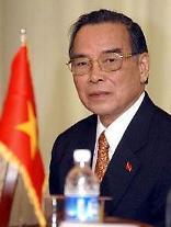 베트남 '개혁' 기반 다진' 판 반 카이' 전 총리 별세