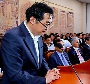 """韩高官骂民众是""""猪狗""""被免职 如今却官复原职回来了!"""