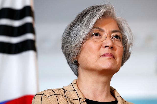韩外长:相信特朗普不会从韩国撤军