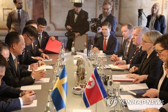 남북·북미정상회담 앞둔 북한, 왜 북유럽 국가들 만나나?
