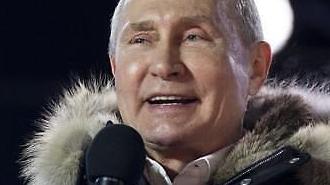 푸틴, 스탈린 이후 최장기 지도자 등극...강한 러시아에 쏠린 눈